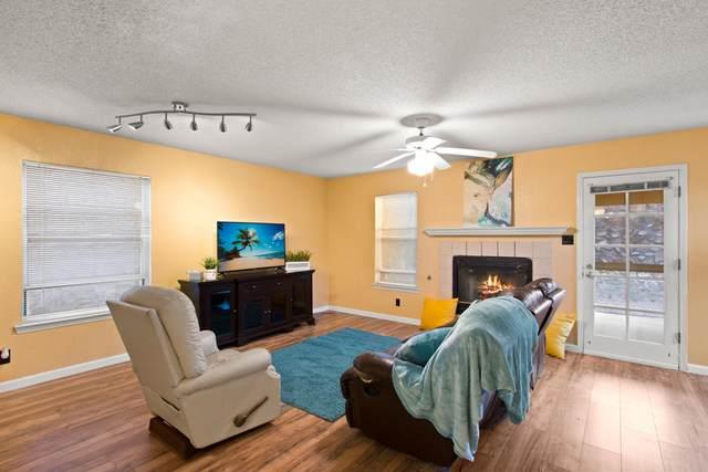 6821 Ridgley Way, El Paso, TX 79904 (MLS #849889) :: Mario Ayala Real Estate Group