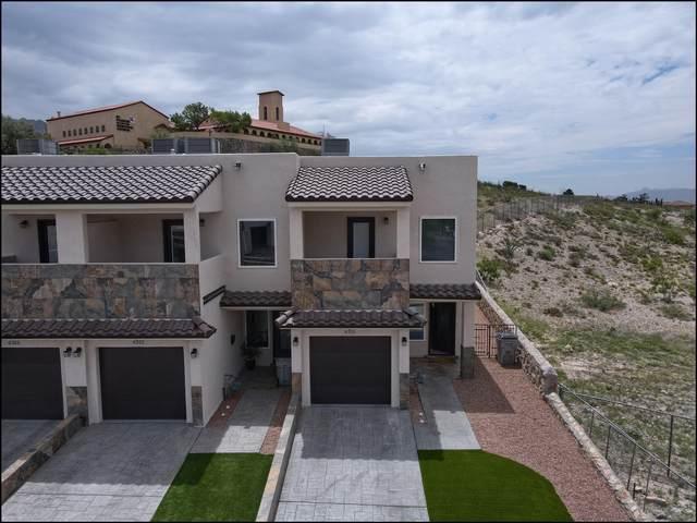6315 Escondido Drive A, El Paso, TX 79912 (MLS #849890) :: Mario Ayala Real Estate Group