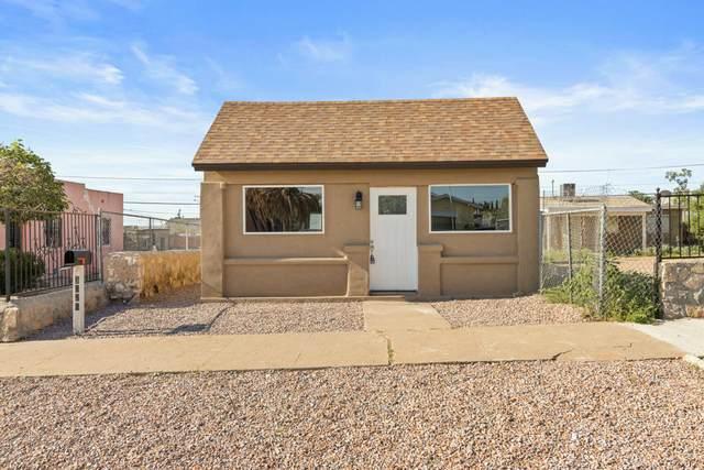 3626 Nations Avenue, El Paso, TX 79930 (MLS #849891) :: Mario Ayala Real Estate Group