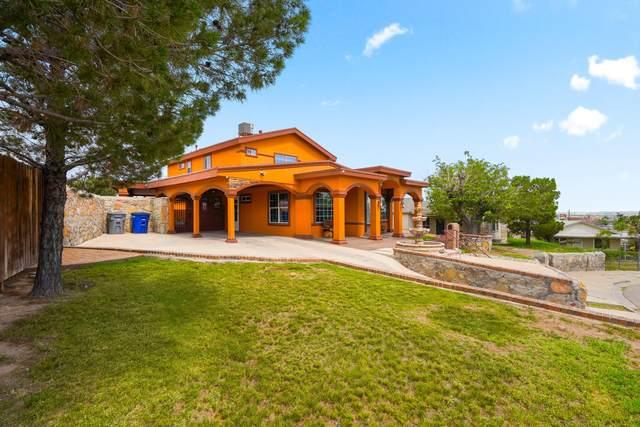 1404 Wainwright Drive, El Paso, TX 79903 (MLS #849893) :: Mario Ayala Real Estate Group