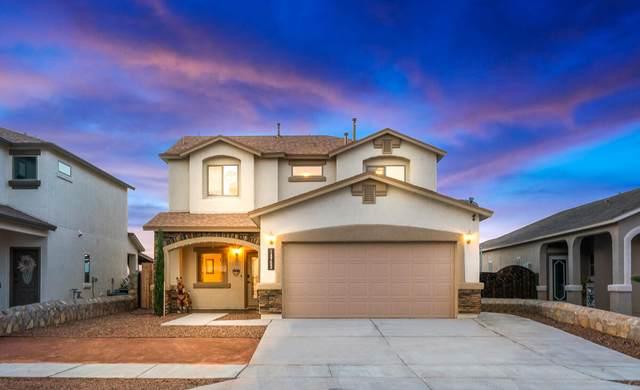 14753 Bobby Joe Hill Drive, El Paso, TX 79938 (MLS #849895) :: Mario Ayala Real Estate Group