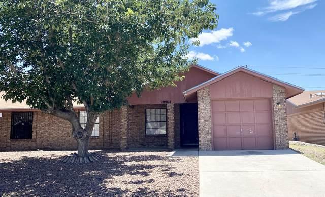 10964 Pelhem Road, El Paso, TX 79925 (MLS #849898) :: Mario Ayala Real Estate Group