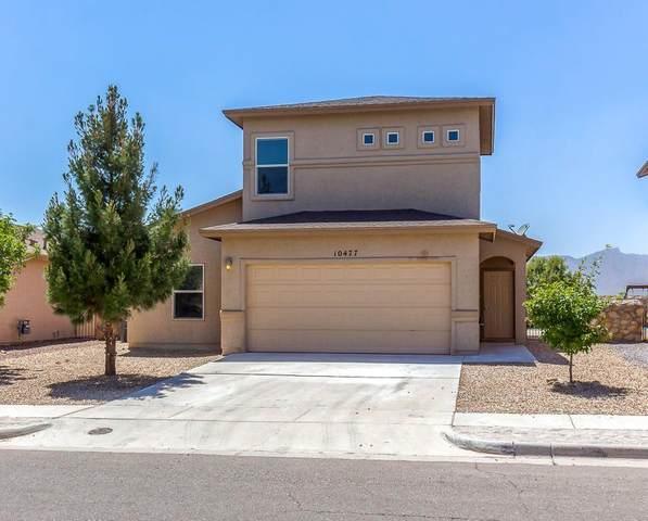 10477 Canyon Sage Drive, El Paso, TX 79924 (MLS #849899) :: Preferred Closing Specialists