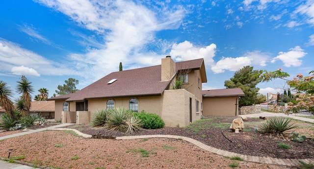 Address Not Published, El Paso, TX 79936 (MLS #849901) :: Mario Ayala Real Estate Group