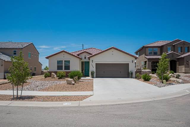 7889 Enchanted Range Drive, El Paso, TX 79911 (MLS #849911) :: Mario Ayala Real Estate Group