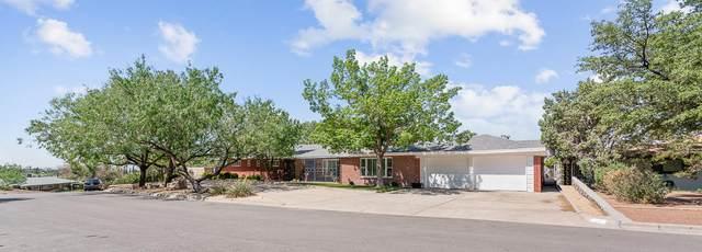 3937 Flamingo Drive, El Paso, TX 79902 (MLS #849916) :: Mario Ayala Real Estate Group