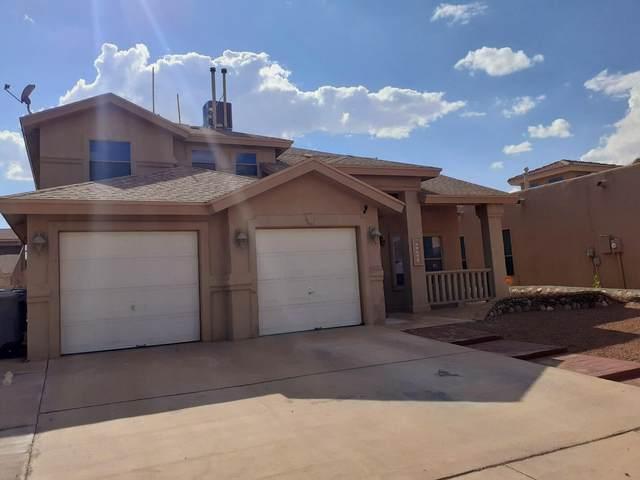 10815 Adin Street, El Paso, TX 79924 (MLS #849917) :: Mario Ayala Real Estate Group