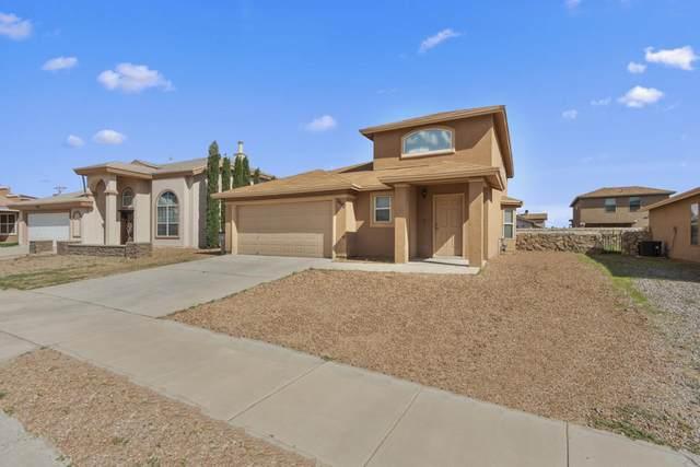 7002 Jericho Tree Drive, El Paso, TX 79934 (MLS #849918) :: Preferred Closing Specialists