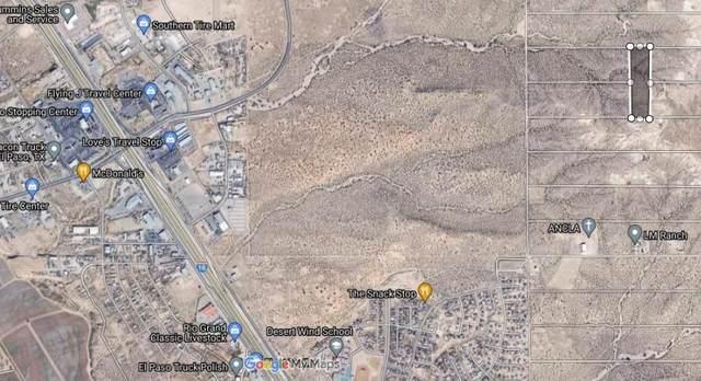 TBD Leigh Clark Surv 291 Abst 6263, Horizon City, TX 79928 (MLS #849919) :: Mario Ayala Real Estate Group