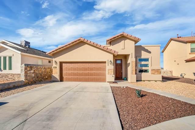 1045 Bombardier Place, El Paso, TX 79928 (MLS #849922) :: Mario Ayala Real Estate Group