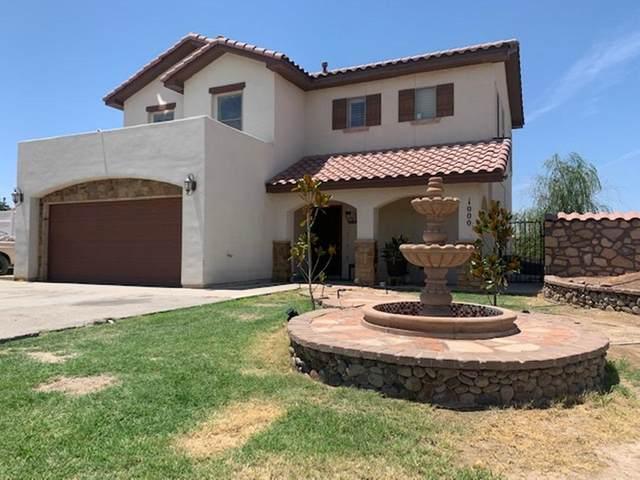 1000 Chris Forbes Circle, Socorro, TX 79927 (MLS #849923) :: Red Yucca Group