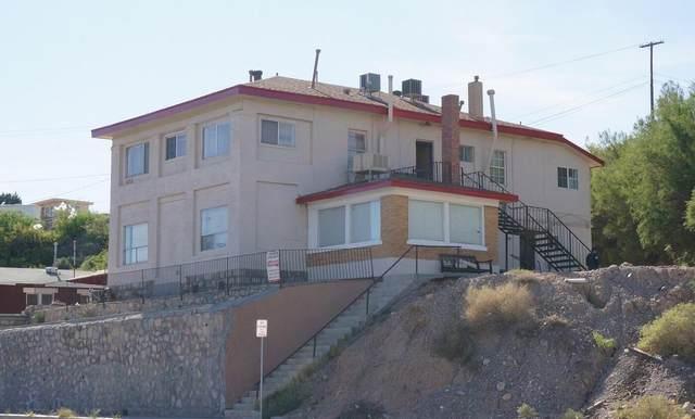419 E. Schuster #5, El Paso, TX 79902 (MLS #849924) :: Mario Ayala Real Estate Group
