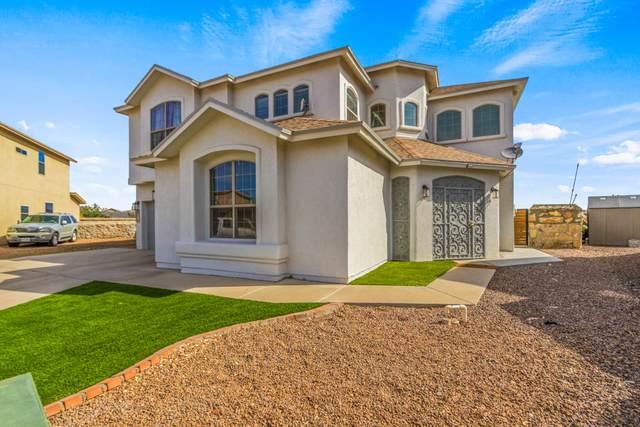 346 Emerald Run Street, El Paso, TX 79928 (MLS #849927) :: Preferred Closing Specialists