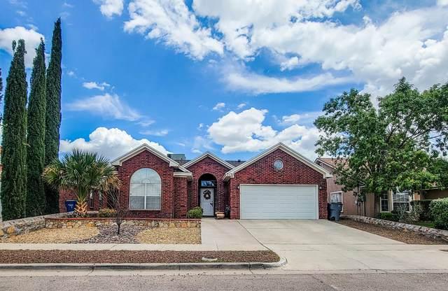 7132 Tierra Roja Street, El Paso, TX 79912 (MLS #849929) :: Mario Ayala Real Estate Group