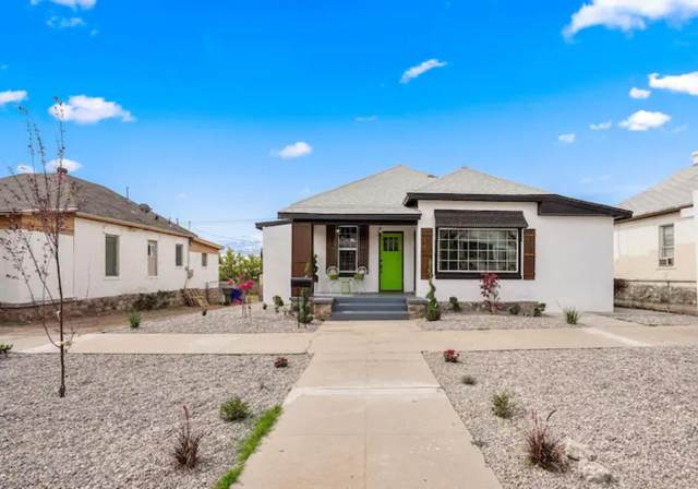 2624 Aurora Avenue, El Paso, TX 79930 (MLS #849931) :: The Matt Rice Group