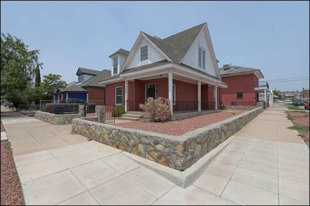 1131 Wyoming Avenue, El Paso, TX 79902 (MLS #849933) :: Jackie Stevens Real Estate Group