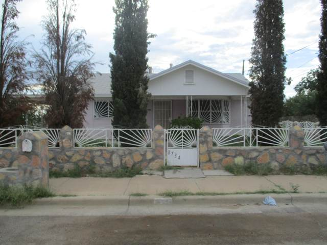 8734 Mercury Street, El Paso, TX 79904 (MLS #849935) :: Preferred Closing Specialists