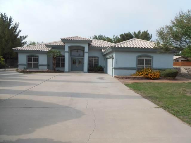 753 Villa Antigua, El Paso, TX 79932 (MLS #849938) :: Red Yucca Group