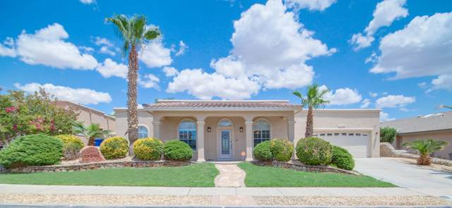 12258 Eagle Heart Drive, El Paso, TX 79936 (MLS #849940) :: Red Yucca Group