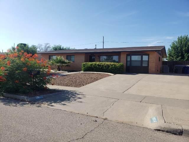 9804 Gardenia Court, El Paso, TX 79925 (MLS #849944) :: Preferred Closing Specialists