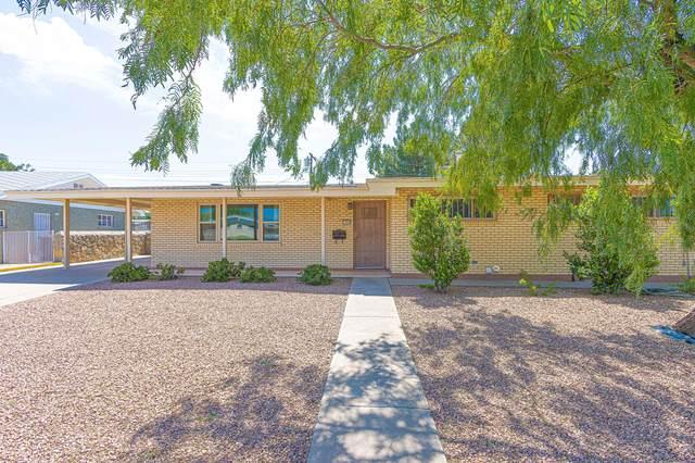 1408 Oakdale Street, El Paso, TX 79925 (MLS #849961) :: The Matt Rice Group