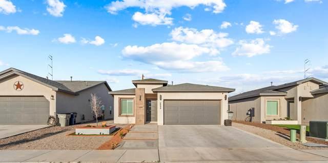 2844 Tierra Oasis Street, El Paso, TX 79938 (MLS #849972) :: Red Yucca Group