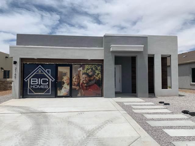 14925 Mike A. Mendoza Avenue, El Paso, TX 79938 (MLS #850008) :: Preferred Closing Specialists