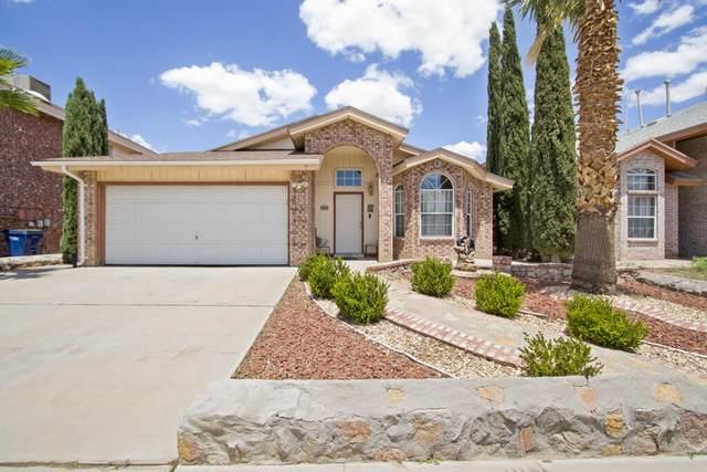 5357 Roger Maris Drive, El Paso, TX 79924 (MLS #850012) :: Red Yucca Group