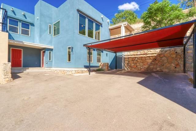 4008 Camelot Heights Drive, El Paso, TX 79912 (MLS #850016) :: Preferred Closing Specialists