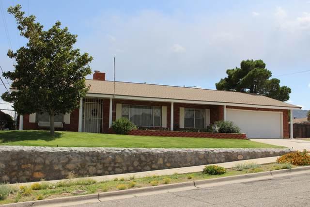 3400 Lankmoore Avenue, El Paso, TX 79904 (MLS #850031) :: Preferred Closing Specialists