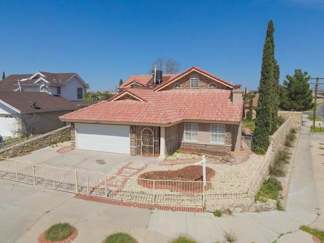 1569 Peter Hurd Drive, El Paso, TX 79936 (MLS #850032) :: Preferred Closing Specialists