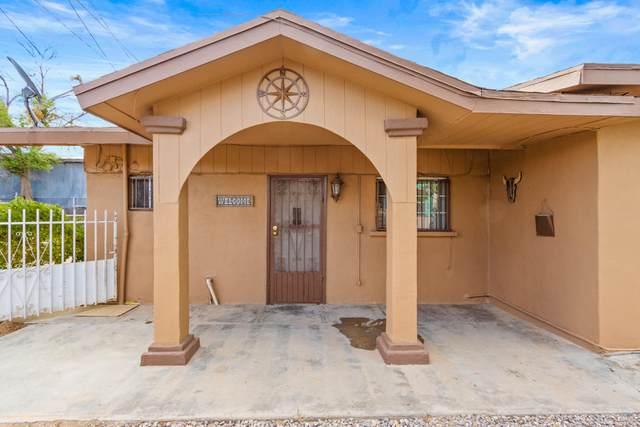 220 W Main Street, Fabens, TX 79838 (MLS #850035) :: Preferred Closing Specialists