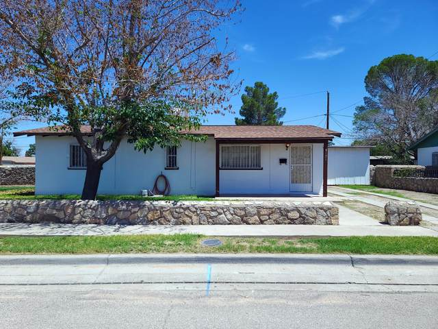 8131 Tigua Circle Circle, El Paso, TX 79907 (MLS #850036) :: Preferred Closing Specialists