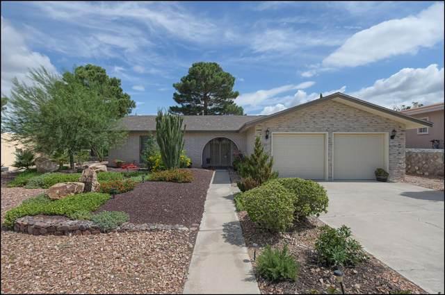 6913 Polvadera Drive, El Paso, TX 79912 (MLS #850039) :: Preferred Closing Specialists