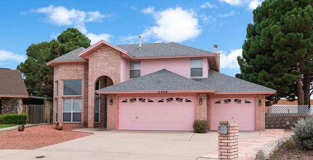2008 Pier Lane, El Paso, TX 79936 (MLS #850043) :: Preferred Closing Specialists