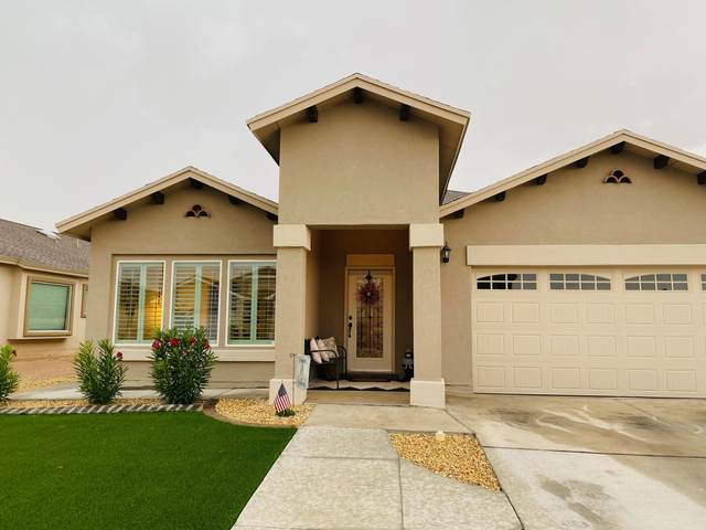 3135 Red Orchard Drive, El Paso, TX 79938 (MLS #850044) :: Preferred Closing Specialists