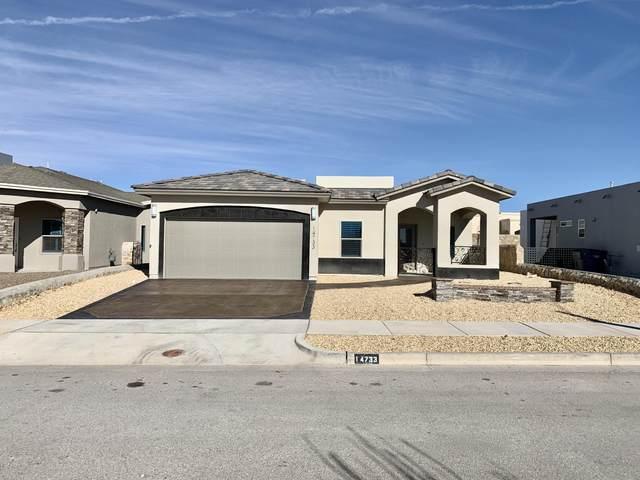 2812 Maria Casas Street, El Paso, TX 79938 (MLS #850046) :: Preferred Closing Specialists
