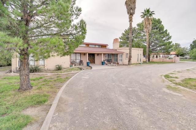 5673 Upper Valley Road, El Paso, TX 79932 (MLS #850052) :: Jackie Stevens Real Estate Group