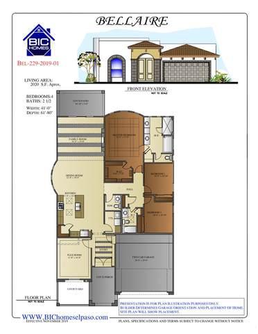 2808 Maria Casas Street, El Paso, TX 79938 (MLS #850056) :: Preferred Closing Specialists