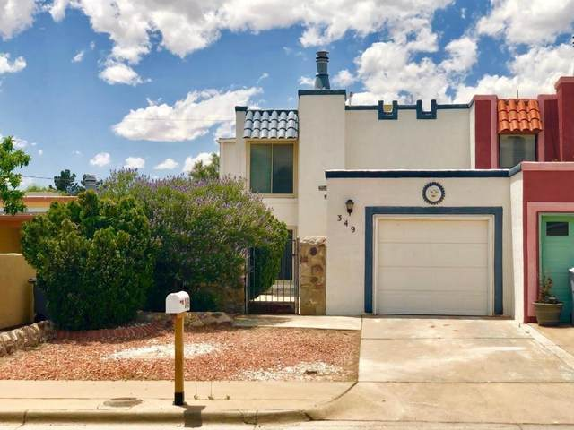 349 Villa Canto Street, El Paso, TX 79912 (MLS #850061) :: Preferred Closing Specialists