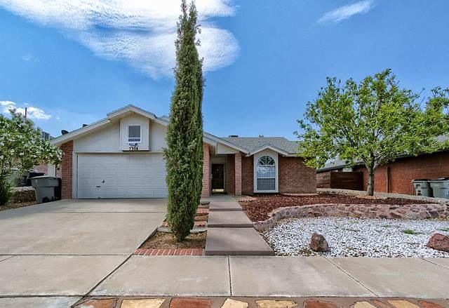 7316 Desierto Pais Drive, El Paso, TX 79912 (MLS #850062) :: Preferred Closing Specialists