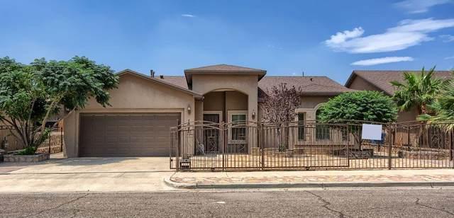 1085 Chris Forbs Circle, Socorro, TX 79927 (MLS #850063) :: Red Yucca Group
