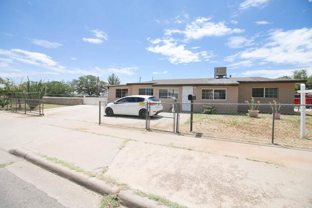 4976 Winthrop Drive, El Paso, TX 79924 (MLS #850071) :: The Matt Rice Group
