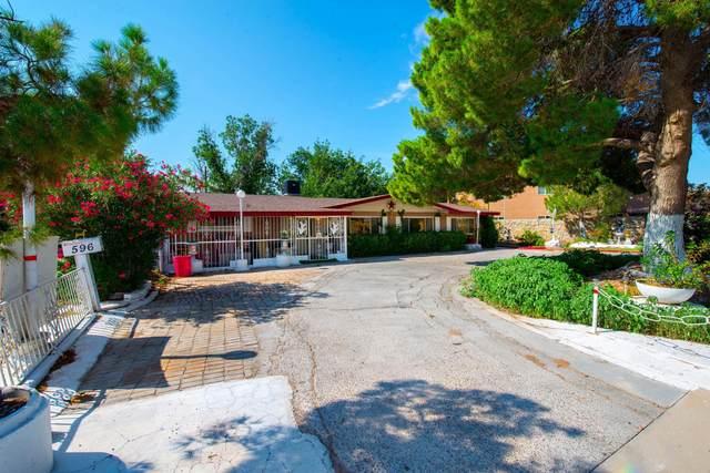 596 Lomaland Drive, El Paso, TX 79907 (MLS #850072) :: Jackie Stevens Real Estate Group