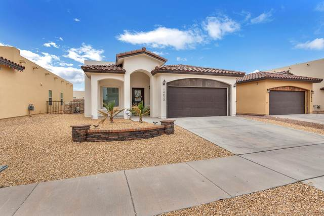 14824 Ava Leigh, El Paso, TX 79938 (MLS #850079) :: Red Yucca Group