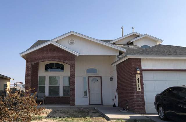 14319 Desierto Bonito Street, Horizon City, TX 79928 (MLS #850088) :: Preferred Closing Specialists