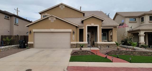 349 Duskwood Street, El Paso, TX 79928 (MLS #850097) :: Preferred Closing Specialists