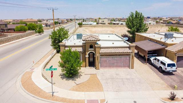 14301 High Rock Drive, El Paso, TX 79938 (MLS #850108) :: Red Yucca Group