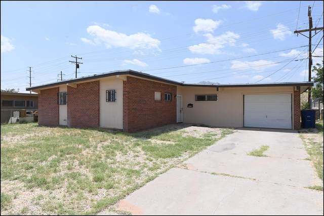 9425 Gschwind Avenue, El Paso, TX 79924 (MLS #850114) :: Jackie Stevens Real Estate Group