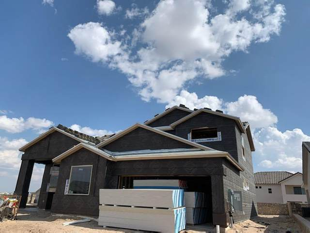 12494 Stansbury Drive, El Paso, TX 79928 (MLS #850128) :: Red Yucca Group